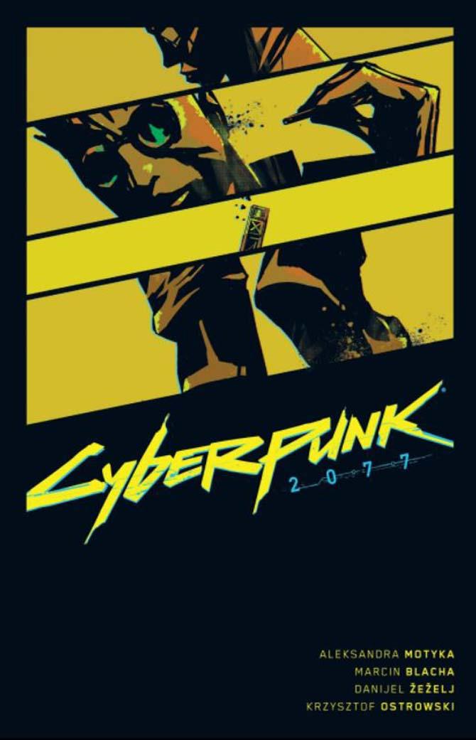 cyberpunk 2077 fumetto