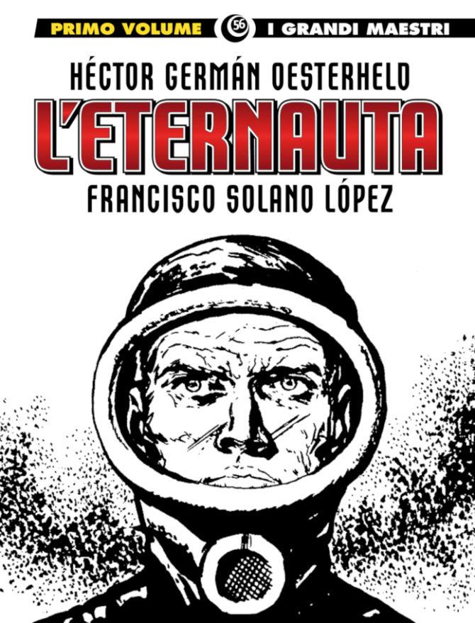 Eternauta Cosmo copertina