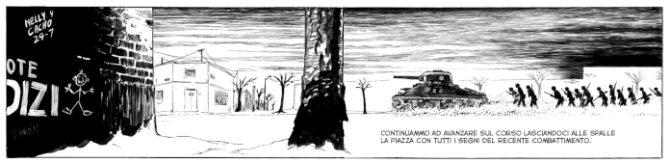 Eternauta carro armato