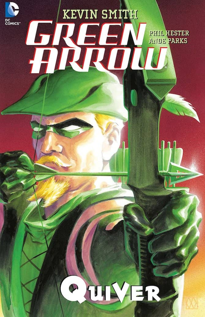 green arrow kevin smith fumetti 2001