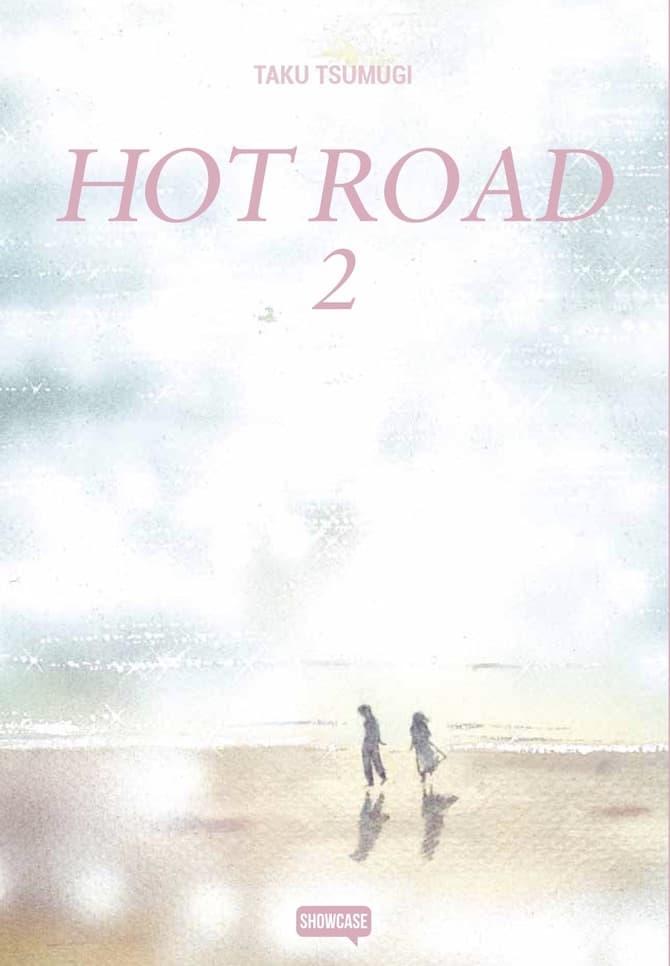 hot road 2 dynit manga febbraio 2021