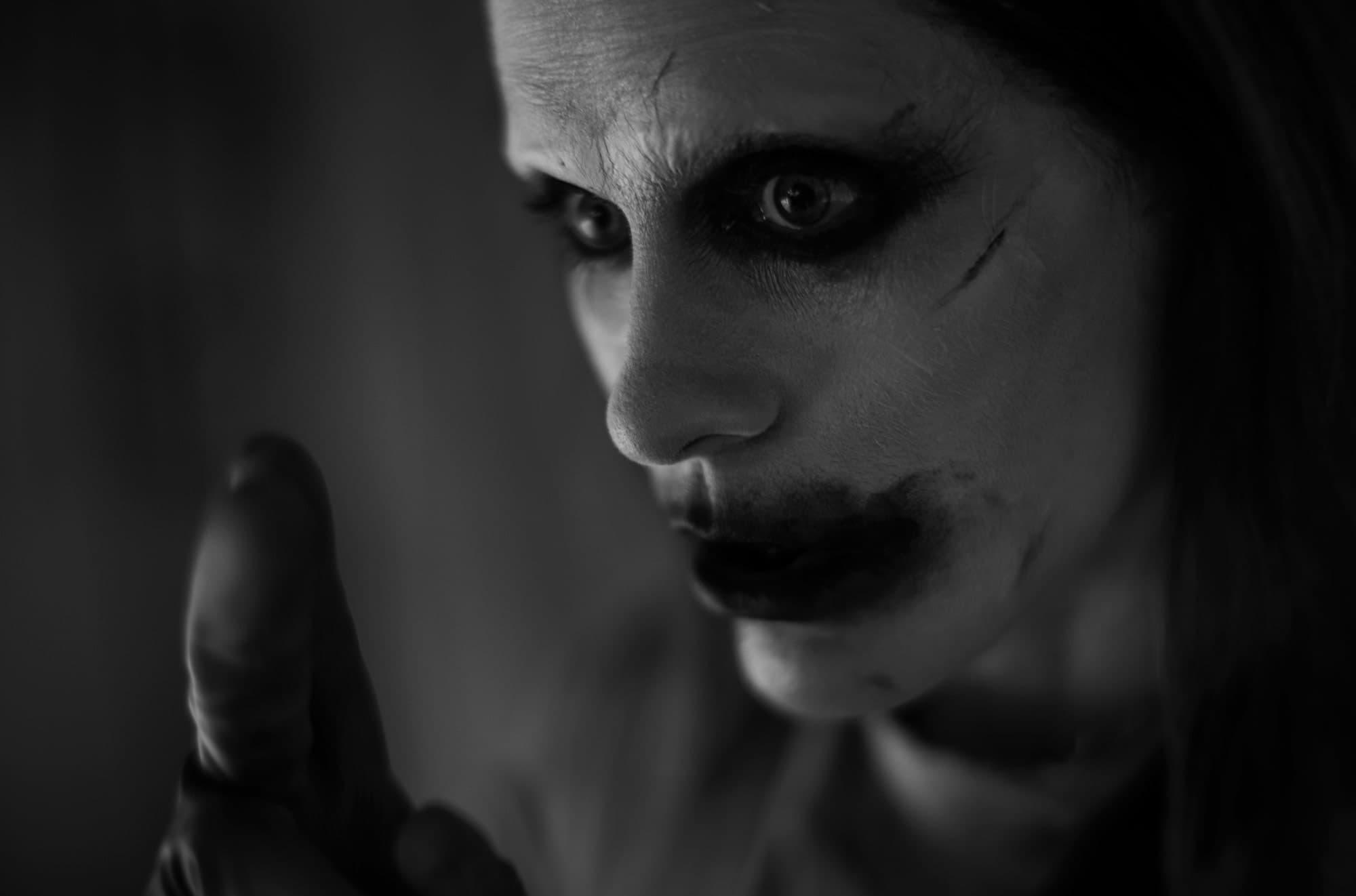 Jared Leto nei panni di Joker nel film Justice League