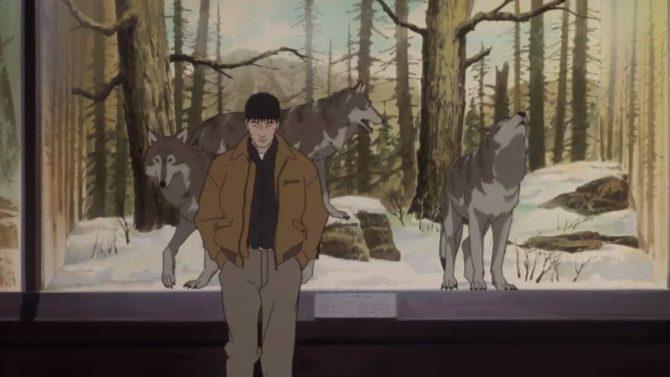 jin-roh uomini lupi oshii