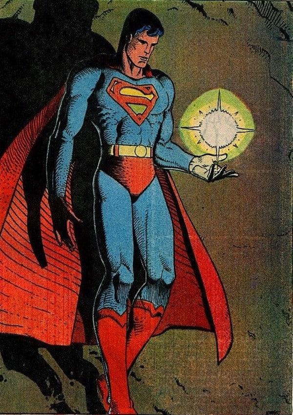 moebius supereroi superman