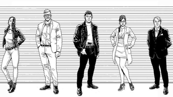 nick raider nuova serie fumetto bonelli