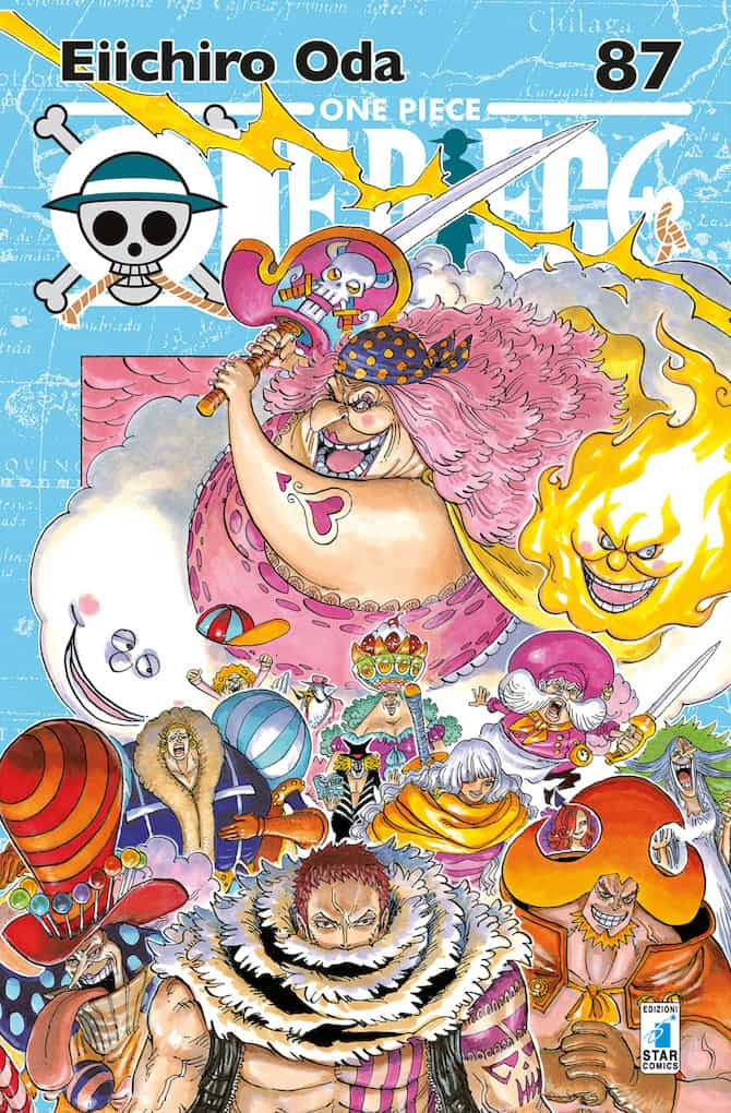 star comics fumetti settimana one piece