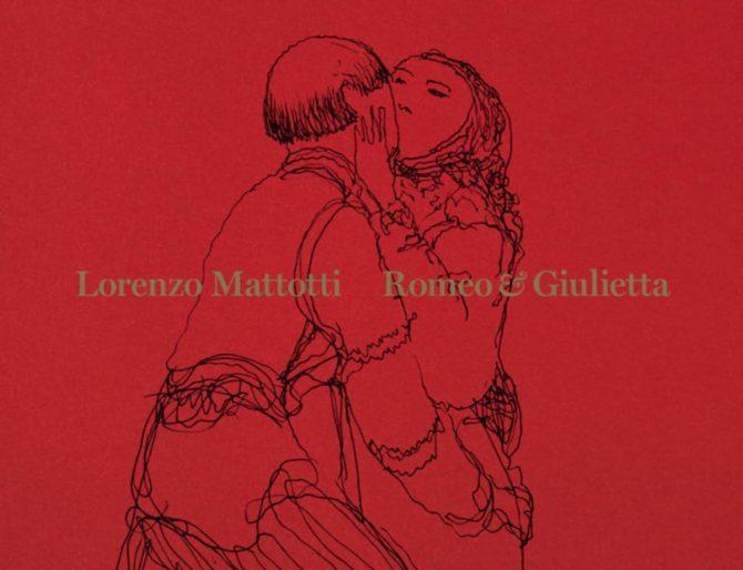 romeo giulietta lorenzo mattotti