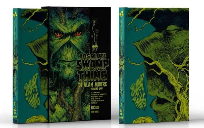 swamp thing alan moore panini comics