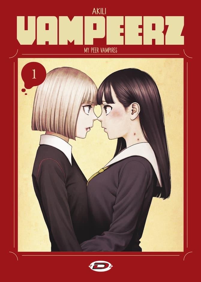 vampeerz 1 dynit manga febbraio 2021