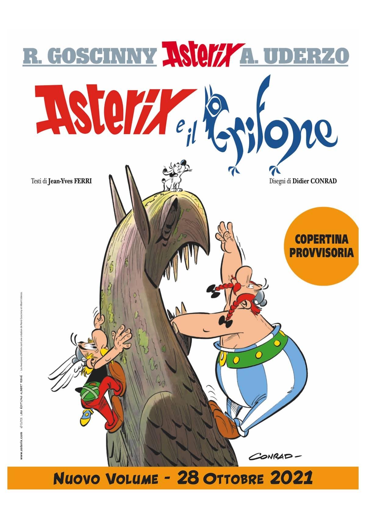asterix grifone