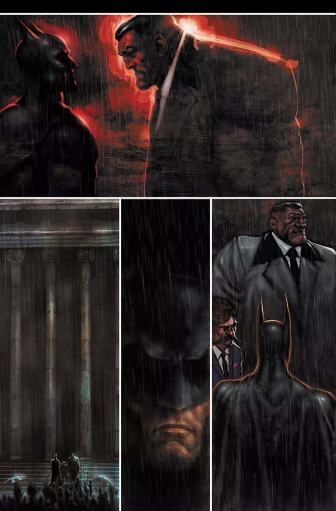 batman garth ennis