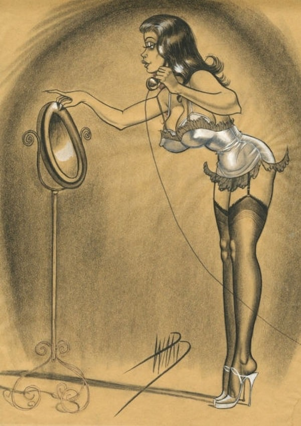 illustrazioni bill ward