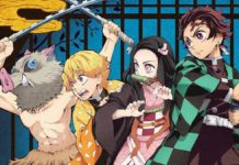 demon slayer manga vendite 2020