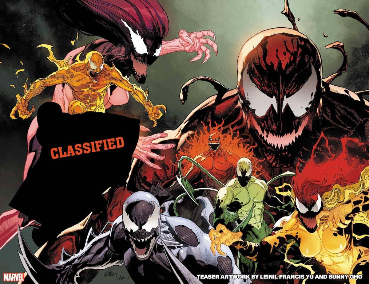 extreme carnage marvel comics