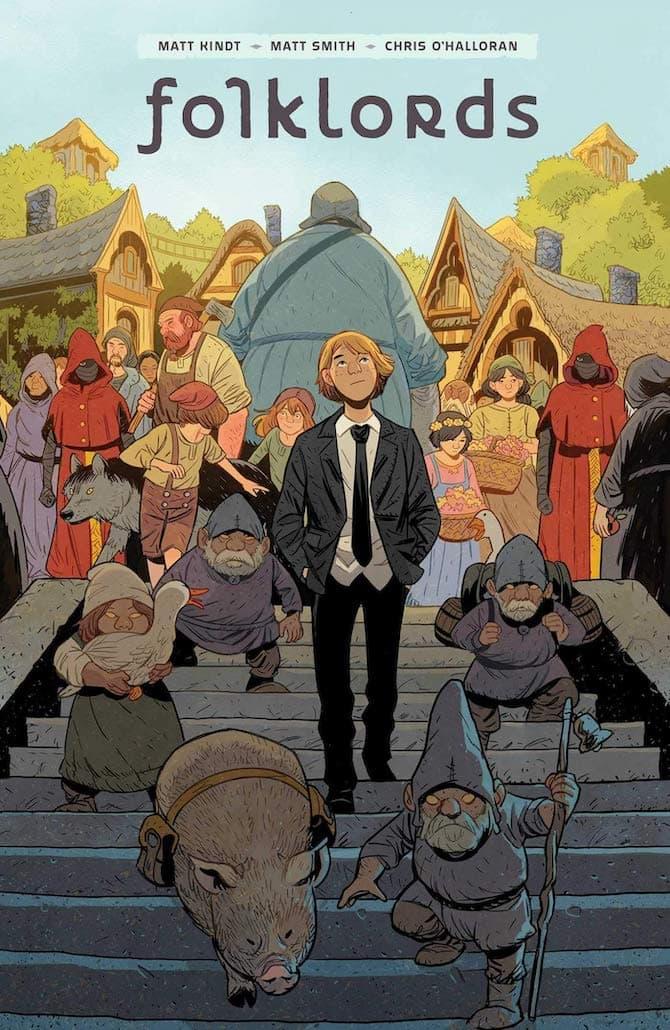 folklords nuovi fumetti edizioni bd