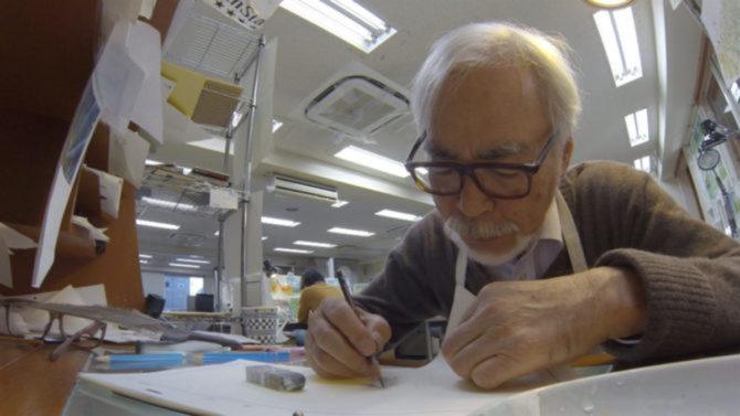 nuovo film miyazaki