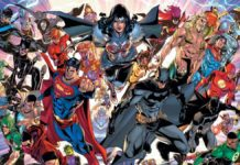 infinite frontier dc comics