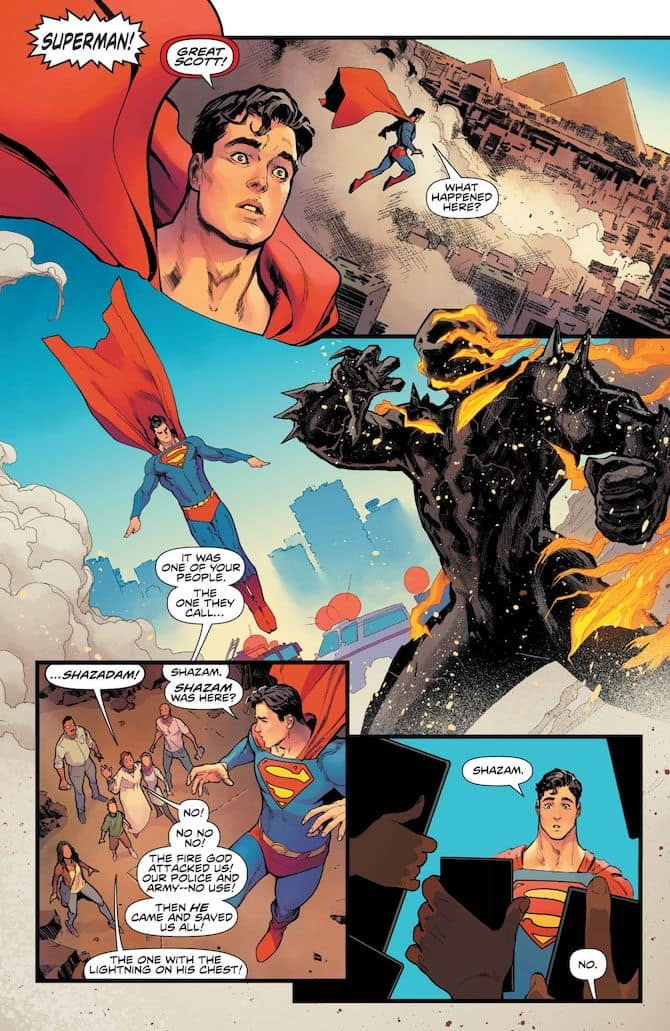 infinite frontier dc comics