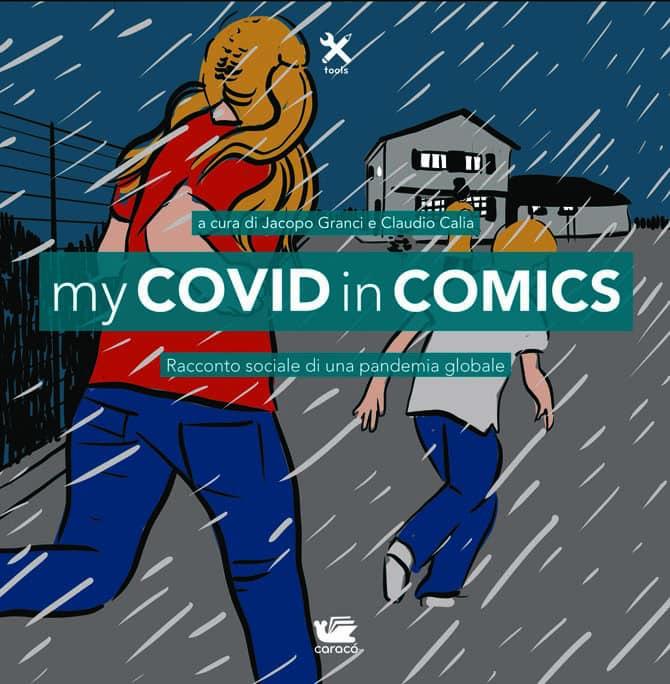 my covid in comics
