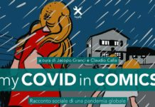 my covid in comics