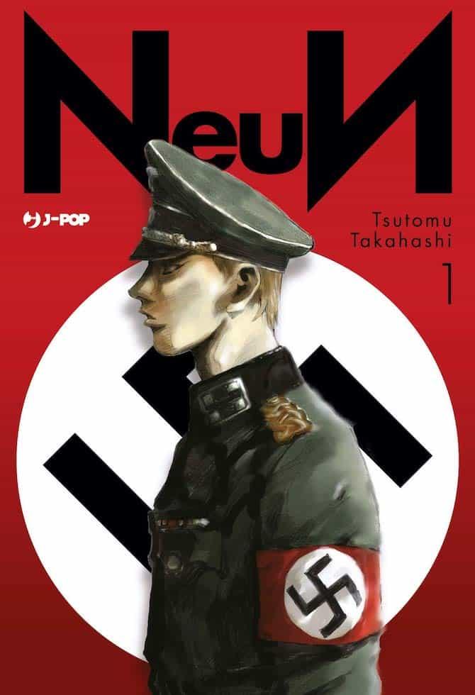 radar fumetti settimana neun manga