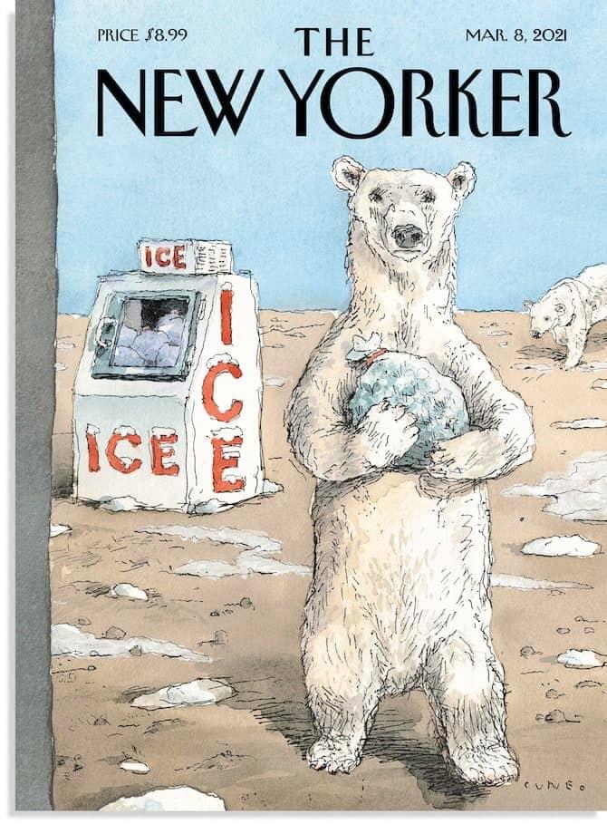new yorker cambiamento climatico