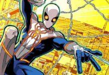 spider-man nuovo costume