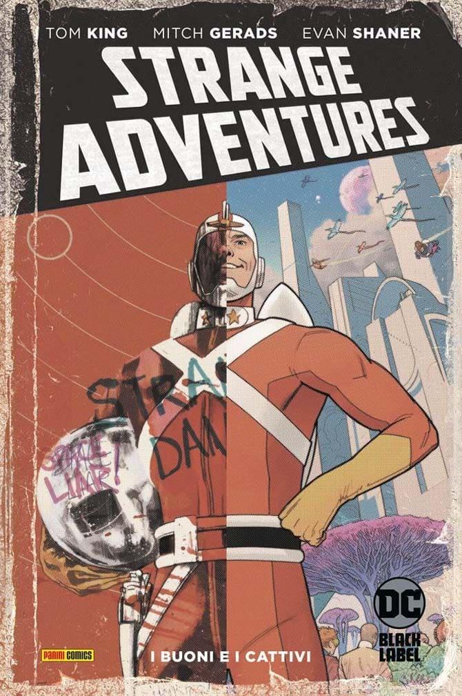 strange adventures tom king panini comics migliori fumetti marzo 2021