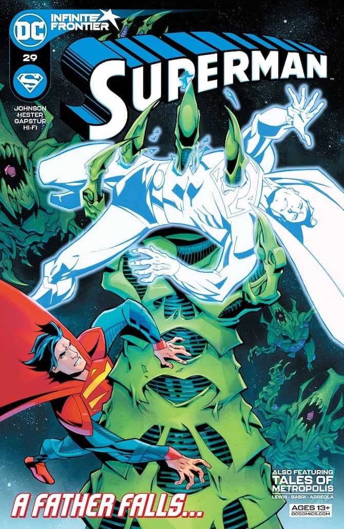 phillip kennedy johnson superman 29