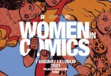 women in comics mostra roma