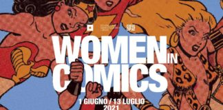 women in comics mostra roma