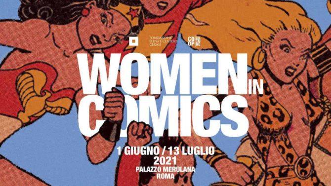 women in comics mostra roma colleen doran emil ferris