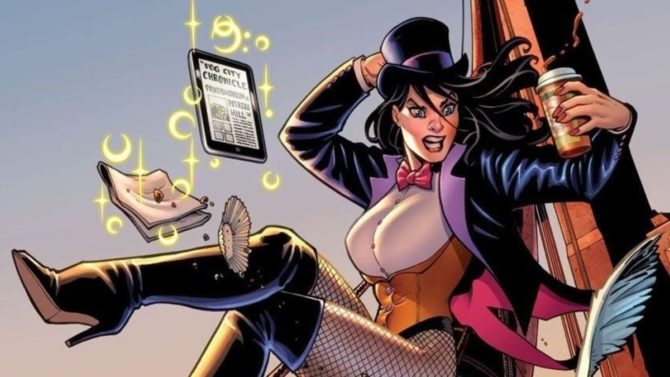 zatanna film warner bros dc comics