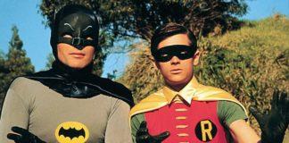 adam west batman burt ward robin