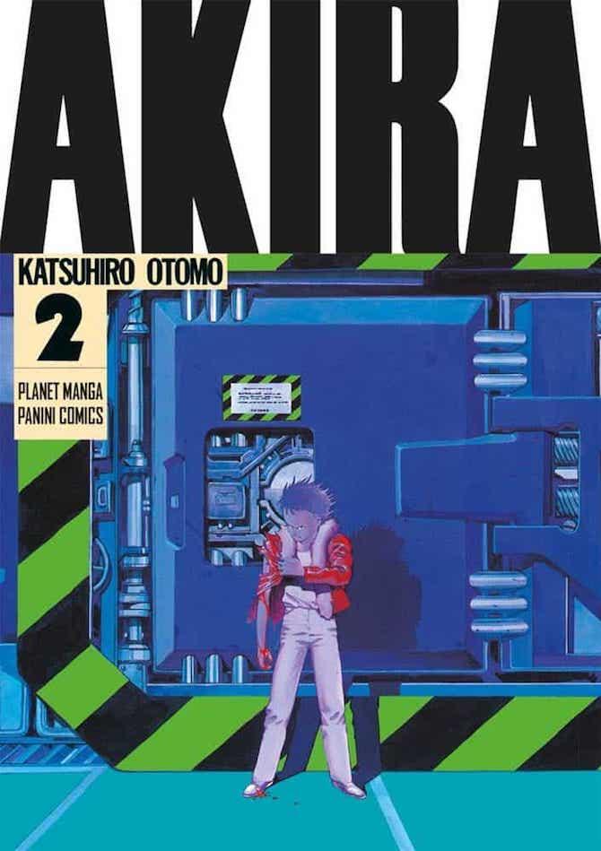planet manga fumetti settimana akira