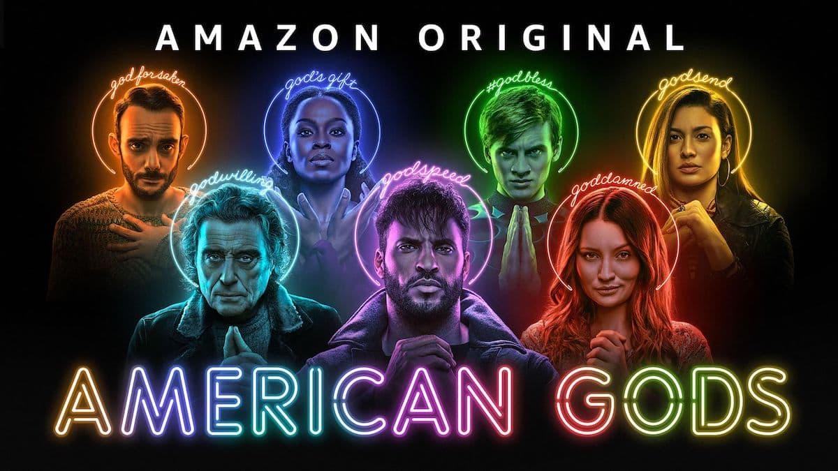 american gods amazon netflix serie tv neil gaiman