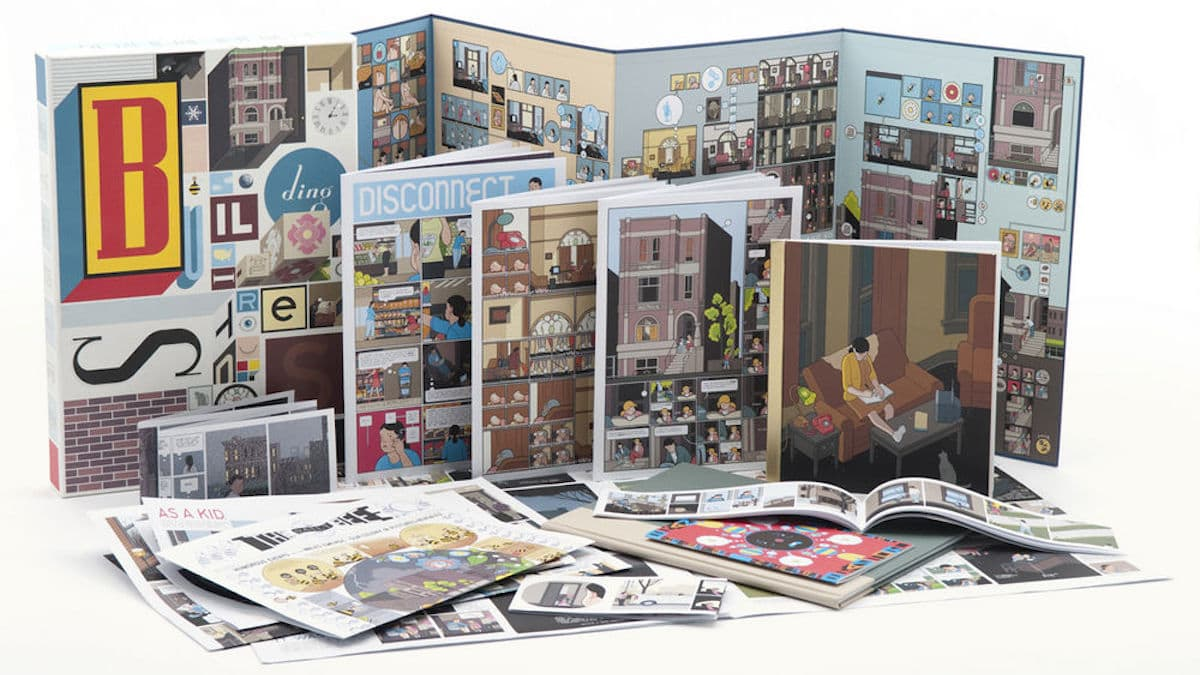 building stories coconino chris ware