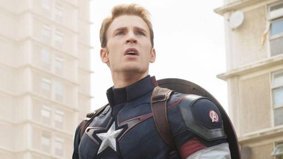marvel capitan america film chris evans