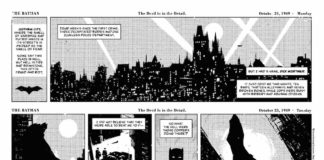 batman black white devil detail david aja