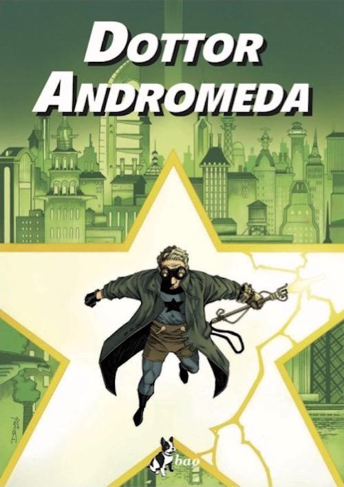 dottor andromeda bao fumetti giugno 2021