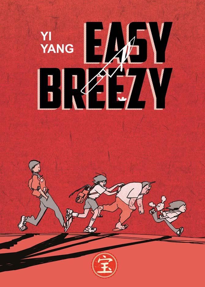 easy breezy yi yang migliori fumetti marzo 2021