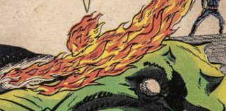 fantastic four panel by panel marvel