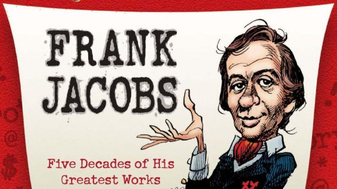 frank jacobs morto