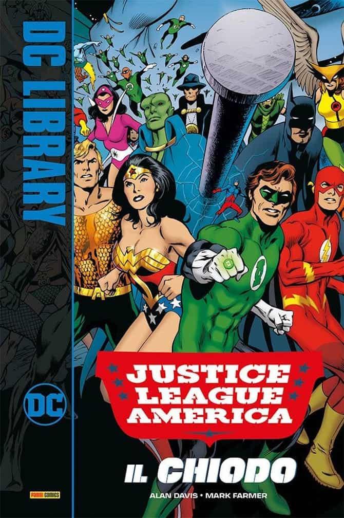 justice league chiodo