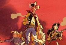 lucky luke wanted