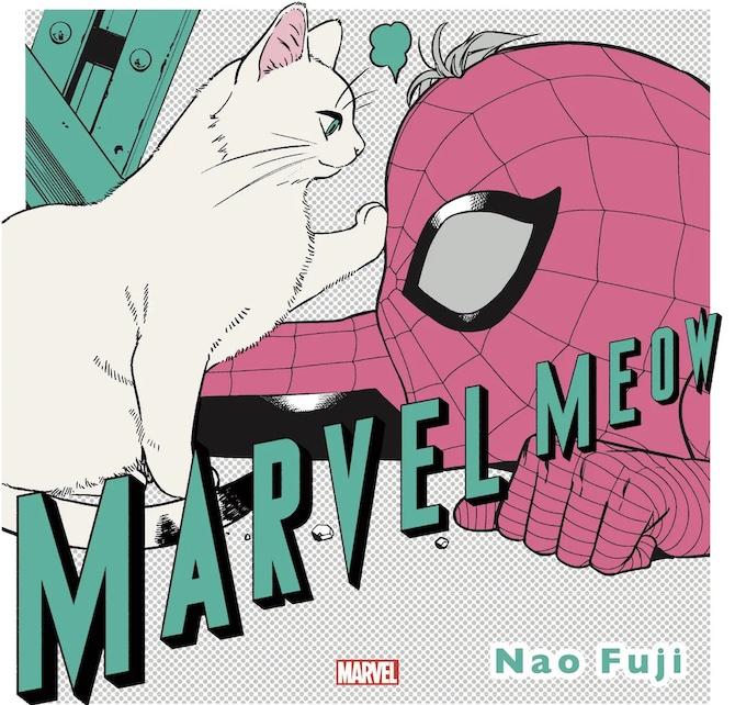 marvel meow chewie gatto