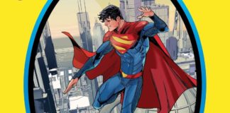 nuovo superman dc comics