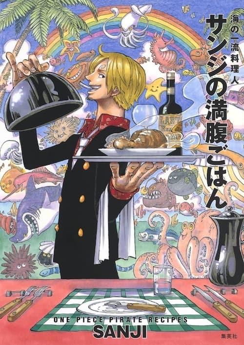 nuovi manga star comics one piece ricette piratesche