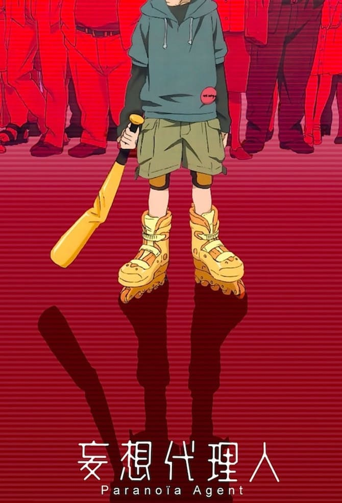 paranoia agent satoshi kon