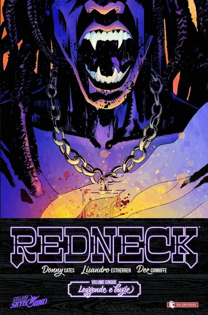 redneck 5 saldapress fumetti maggio 2021